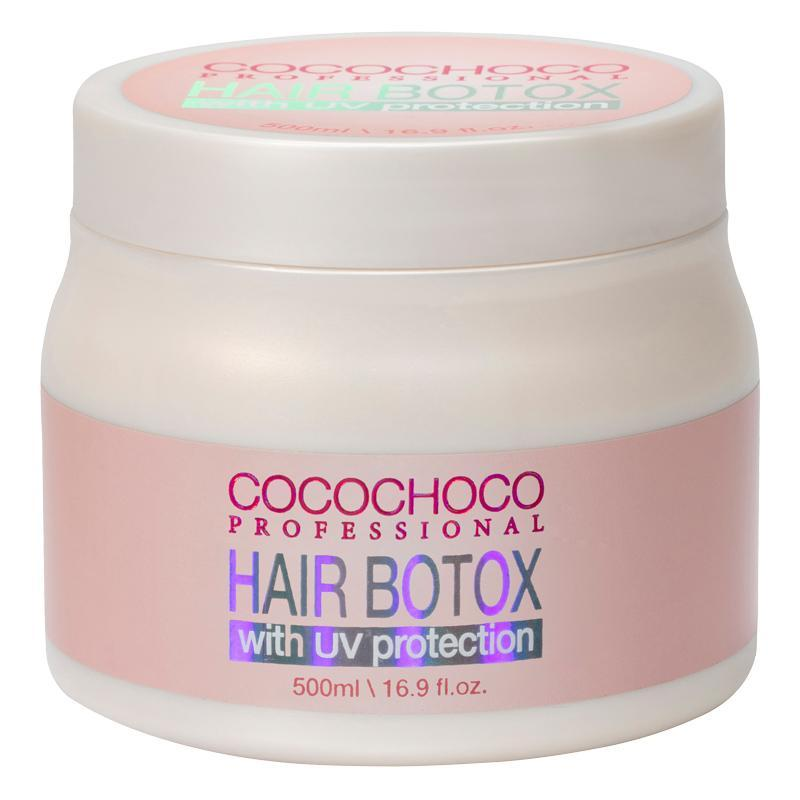 COCOCHOCO Hair Botox Treatment with UV protection 500 ml
