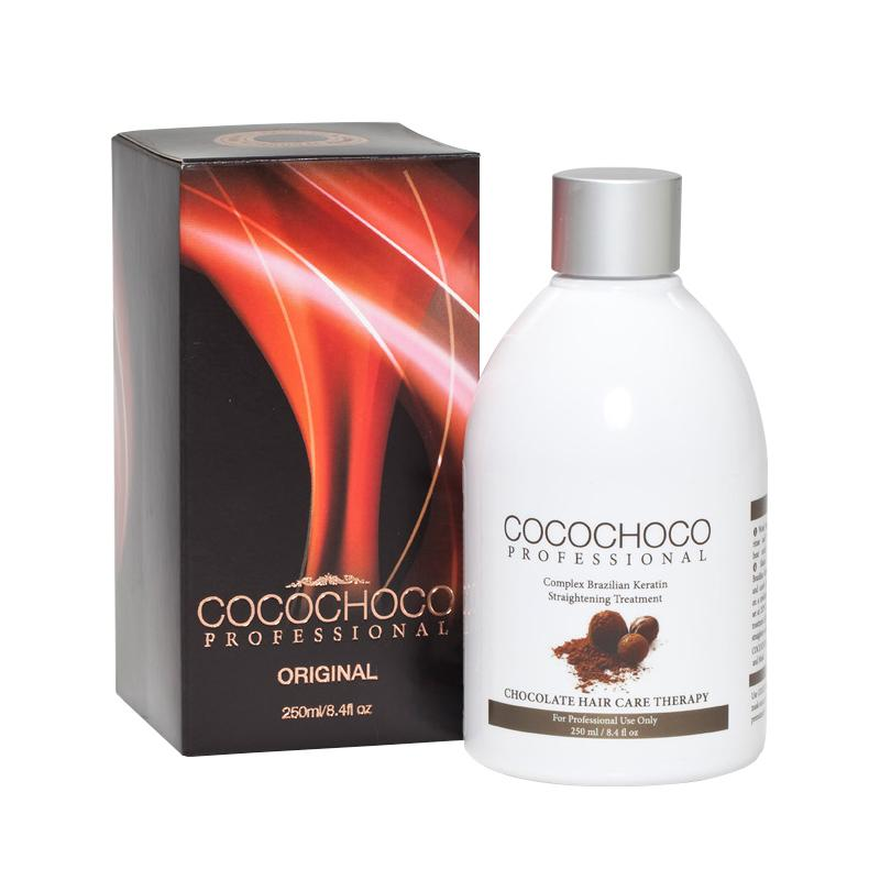 COCOCHOCO Original Brazilian Keratin 250 ml + Clarifying Shampoo 50 ml