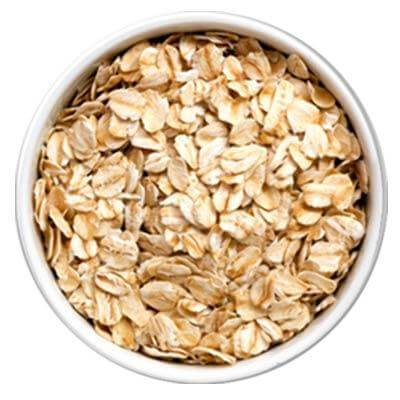 10 Lb Bulk Case Gluten Free Oats: Rolled Flakes - SPECIAL OFFER