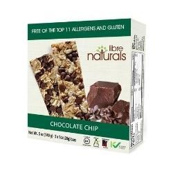 Granola Bars:  Chocolate Chip