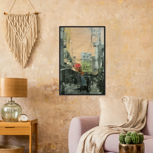 Manila - Framed Art Print