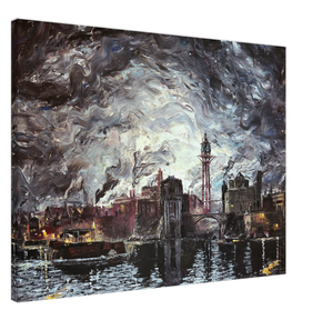 Dishonored - Canvas
