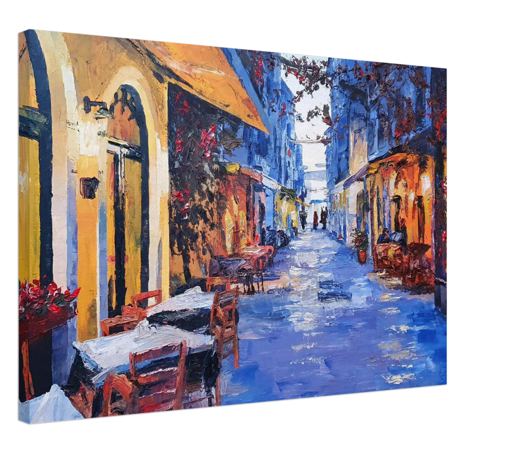 Corfu - Canvas