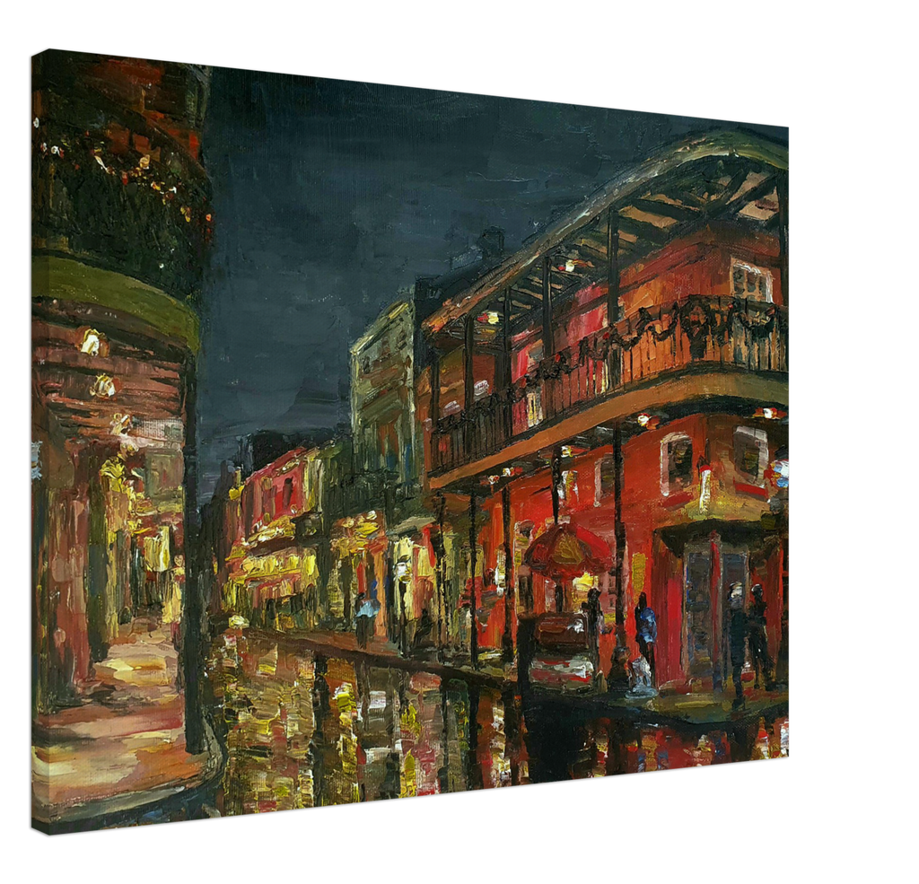 New Orleans - Canvas