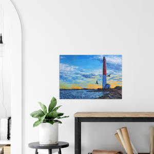Barnegat Lighthouse - Art Print
