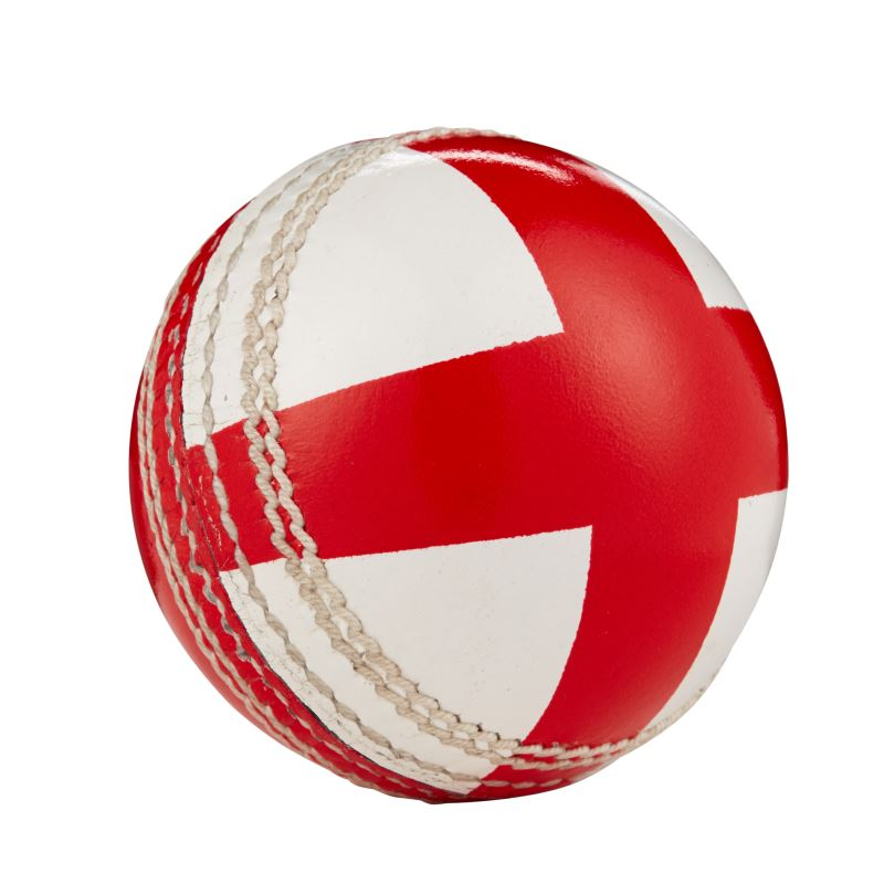 Hunts County International Cricket Flag Ball - England - The Incredible Cricket Company