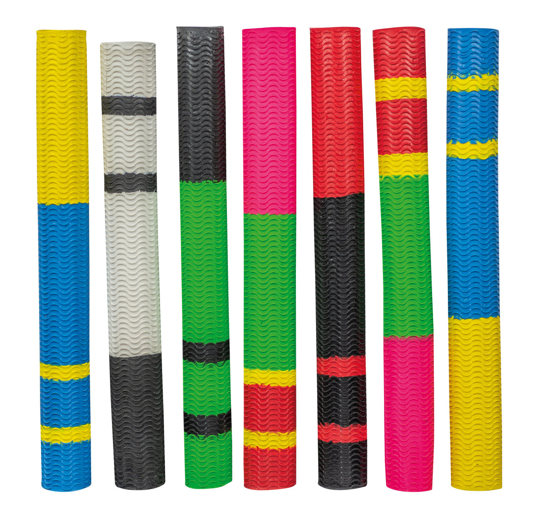 Hunts County Coloured Bat Grips - The Incredible Cricket Company