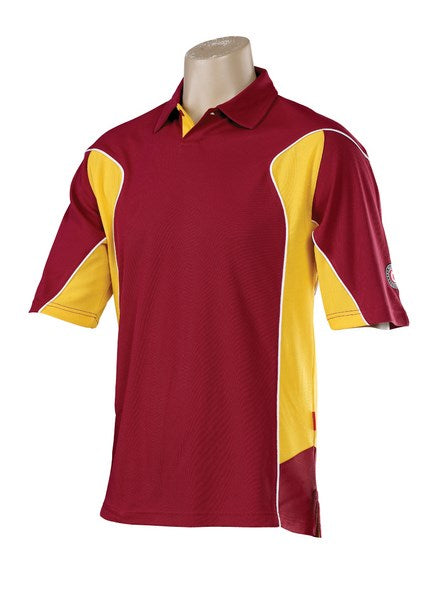 Northamptonshire District Coloured Training/Leisure Shirt - The Incredible Cricket Company