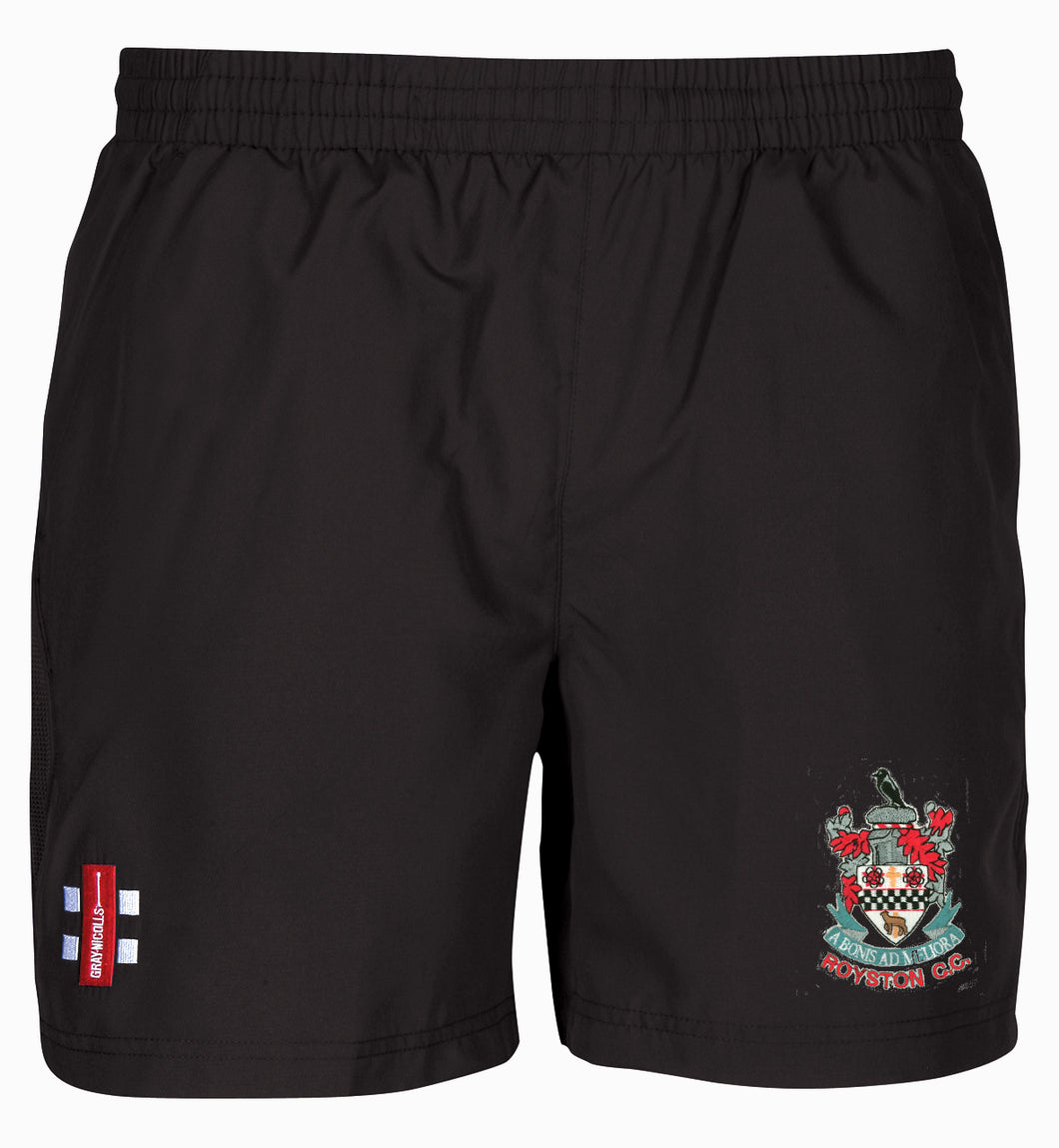 Royston CC Junior Storm Shorts - The Incredible Cricket Company