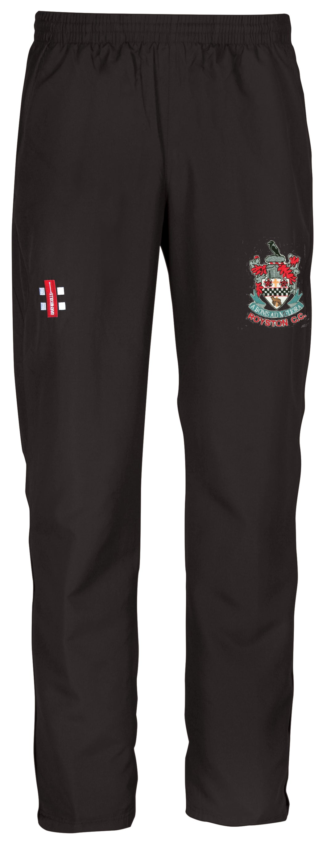 Royston CC Storm Track Trousers Junior - The Incredible Cricket Company