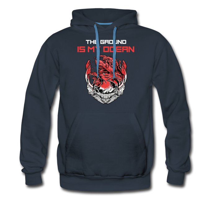 Matforce Original Hoodie | The Ground is my Ocean - Matforce Fightwear