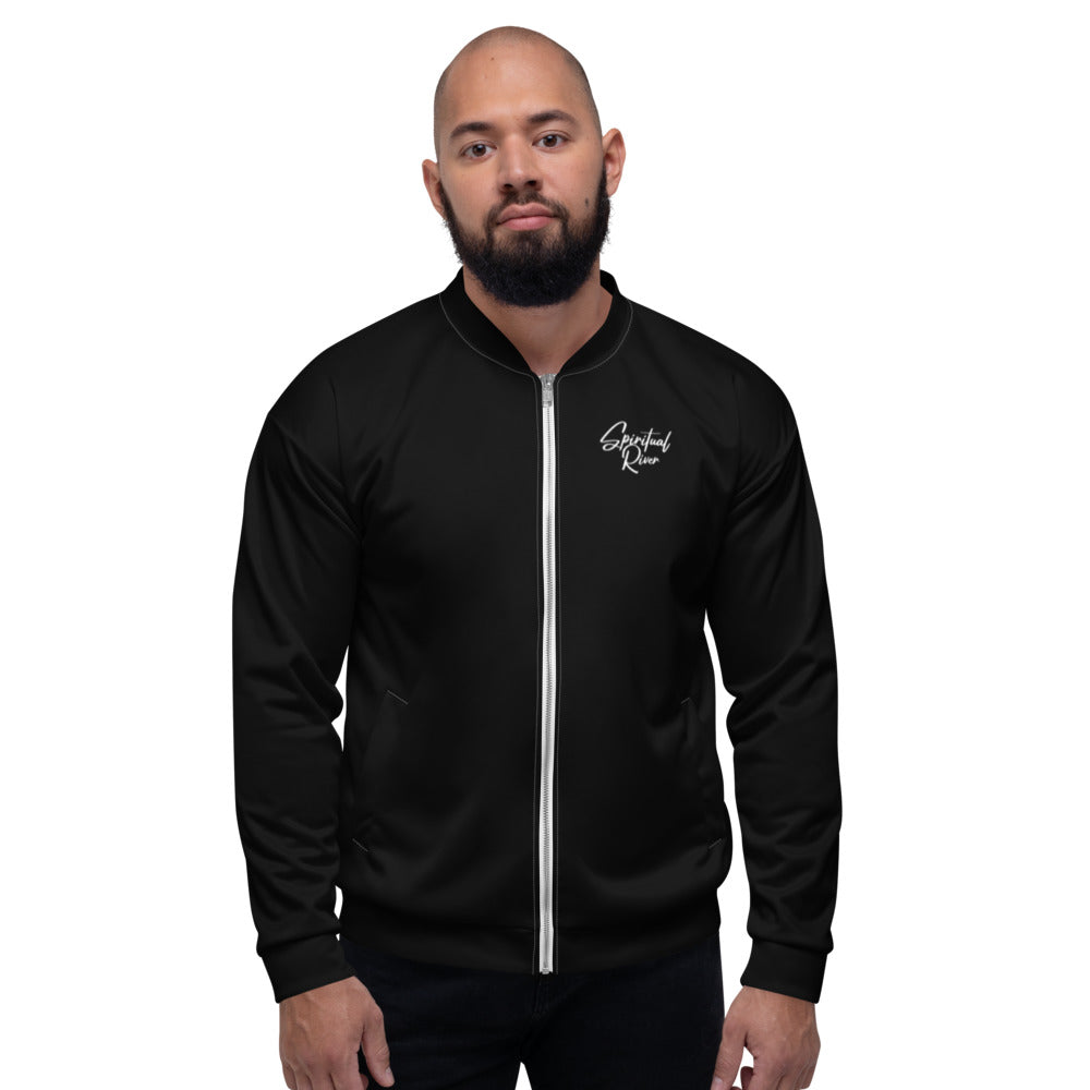 Men  Bomber Jacket - SPIRITUALRIVER