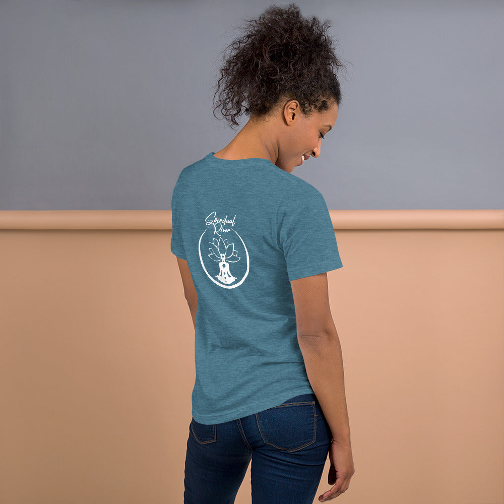 Short-Sleeve WOMEN T-Shirt - SPIRITUALRIVER