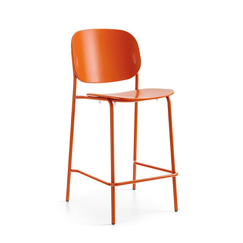 Sgabello Young Orange