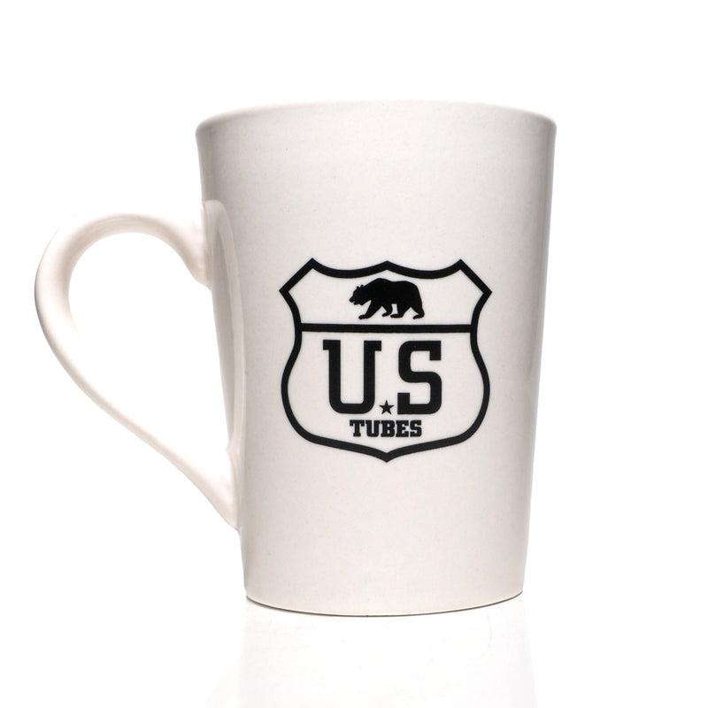 US Tubes - Coffee Mug - Black Highway Label