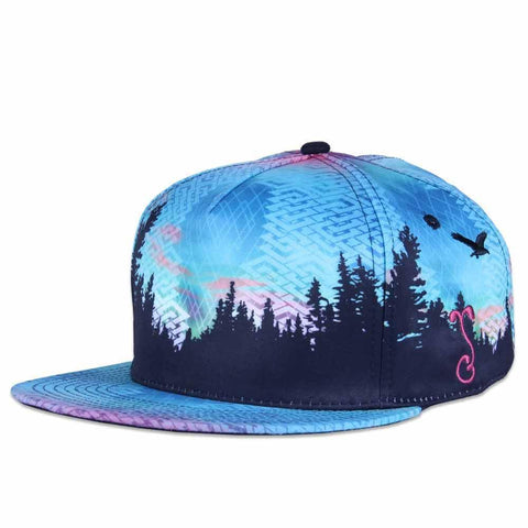 6191840e5a5 Grassroots - Camproots Sunrise Shallow Fitted Hat