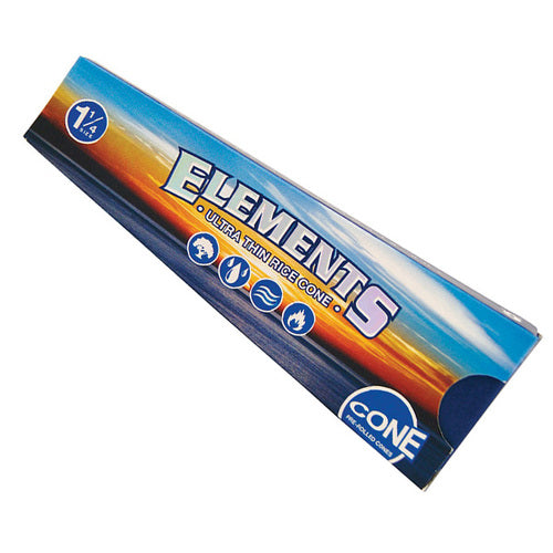 Elements - 1.25 6 Cones - Single Pack