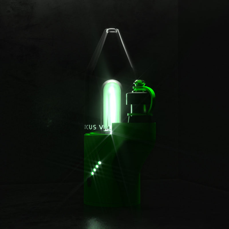 Carta - Limited Edition Laser Carta Edition Kit - Vape Rig - Green