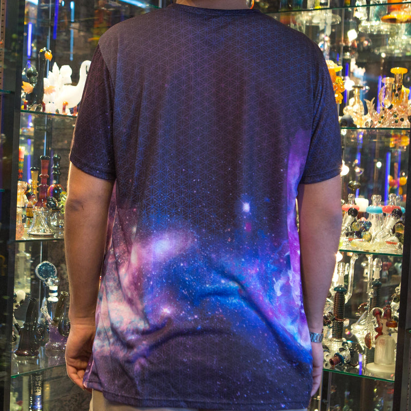 Mothership - Blue Short Sleave T-Shirt