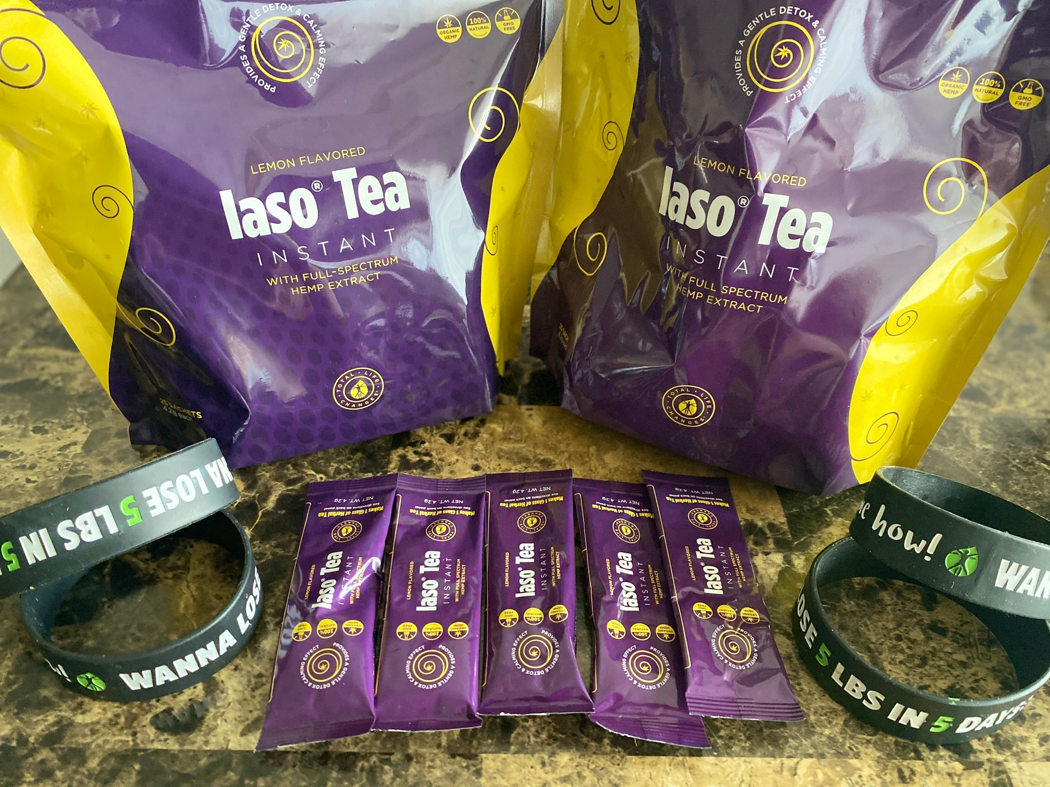 5 for $25 CBD Tea Sale