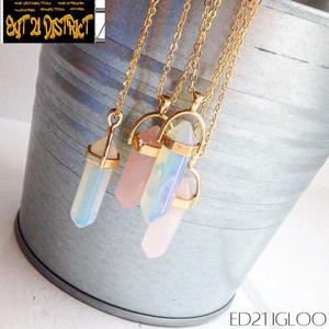 ED21 Crystal Necklaces