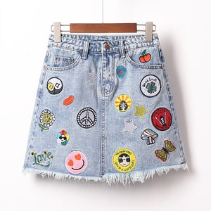 ED21 PatchLife Denim Set
