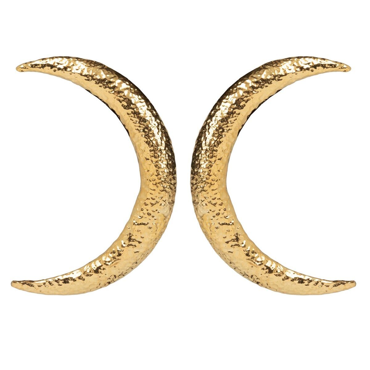 Lunetta Earrings Gold