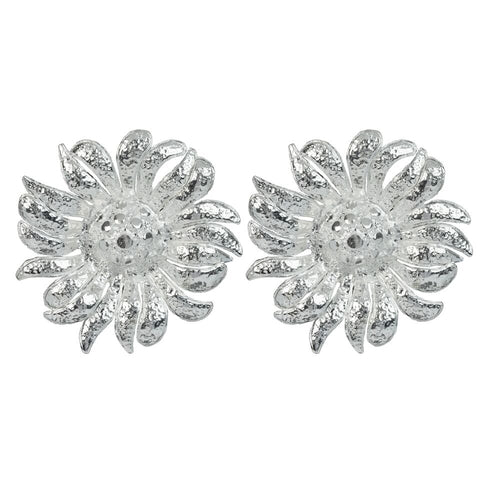 Margarite Earrings Silver
