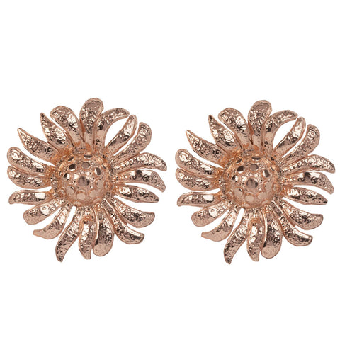 Margarite Earrings Rose Gold