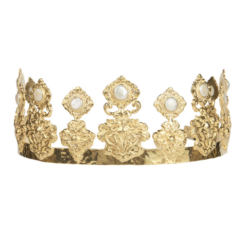 Francesca Crown Gold