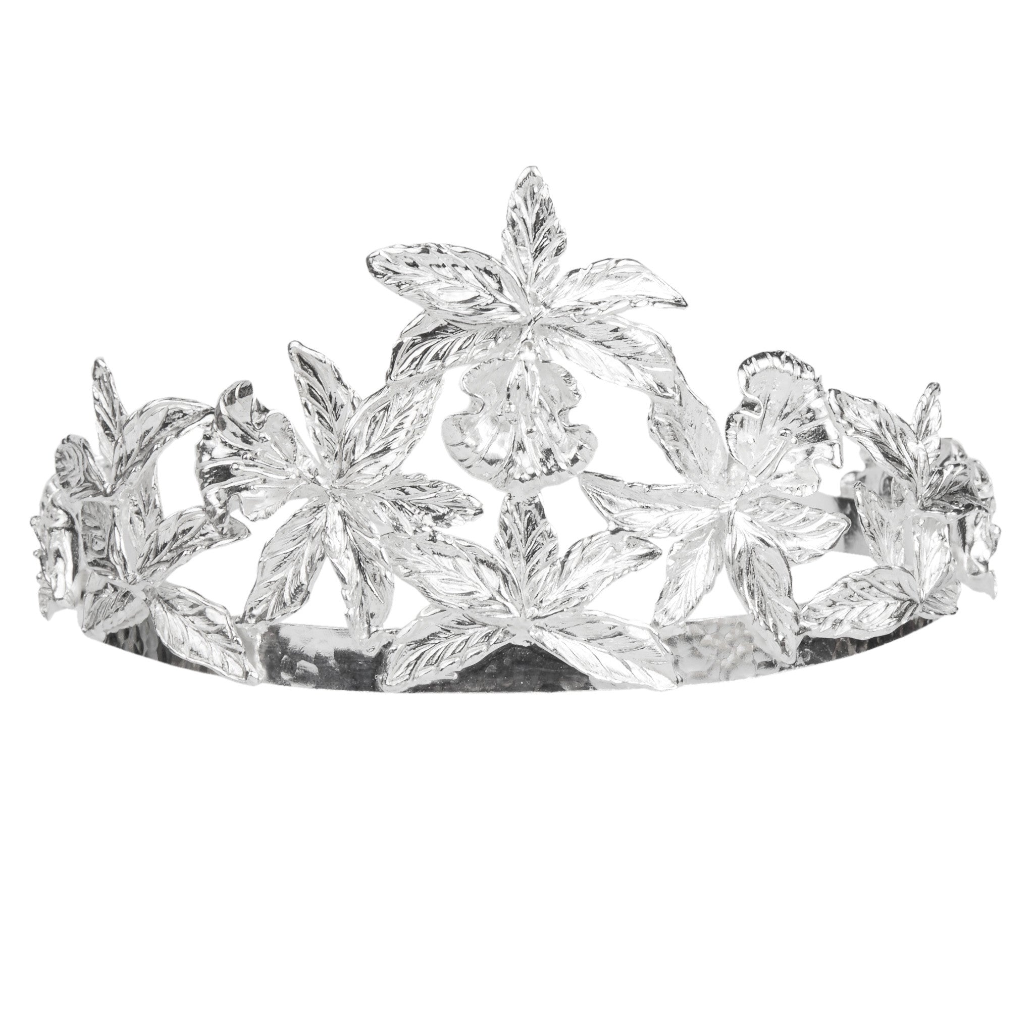 Abella Crown Silver