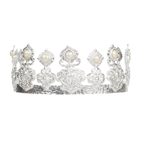 Francesca Crown Silver