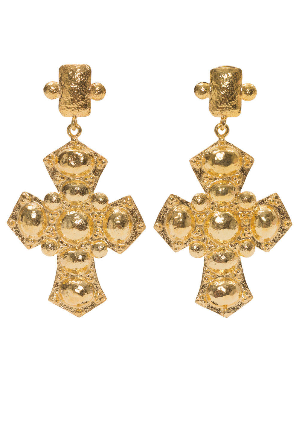 Agnes Earrings Gold