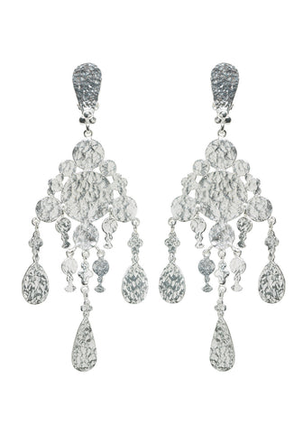 Alina Earrings Silver