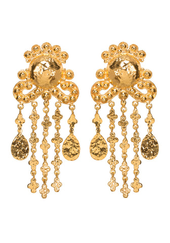 Euphemia Earrings Gold