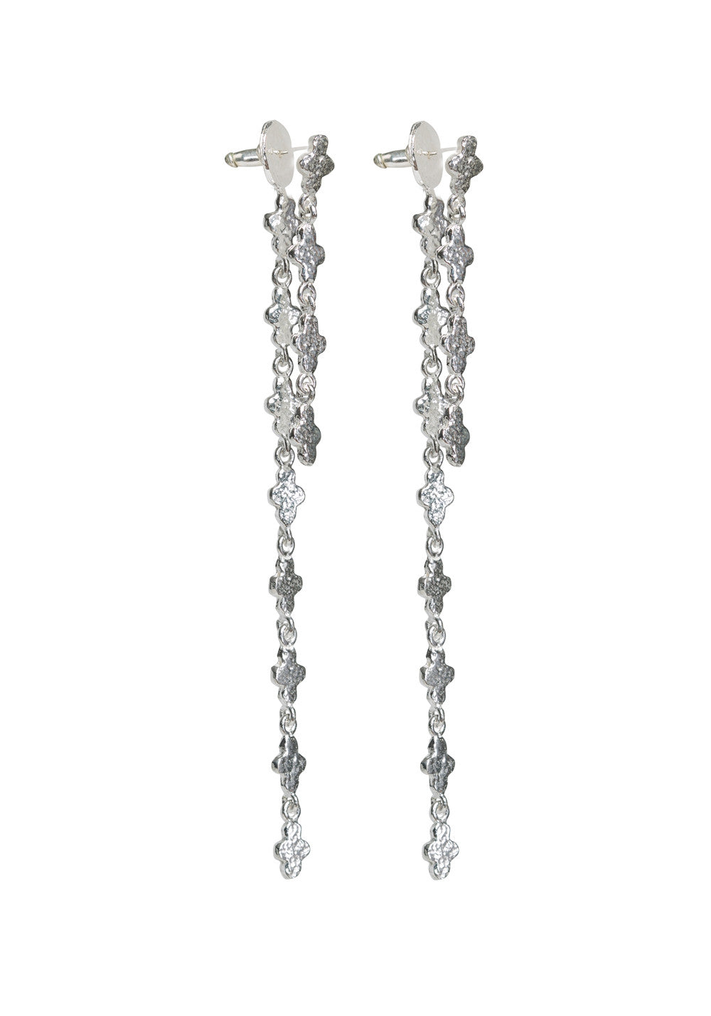 Elia Earrings Silver