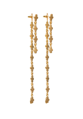 Elia Earrings Gold