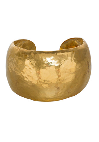 The Olympos Cuff Gold