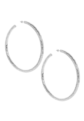 Theron Hoops Silver