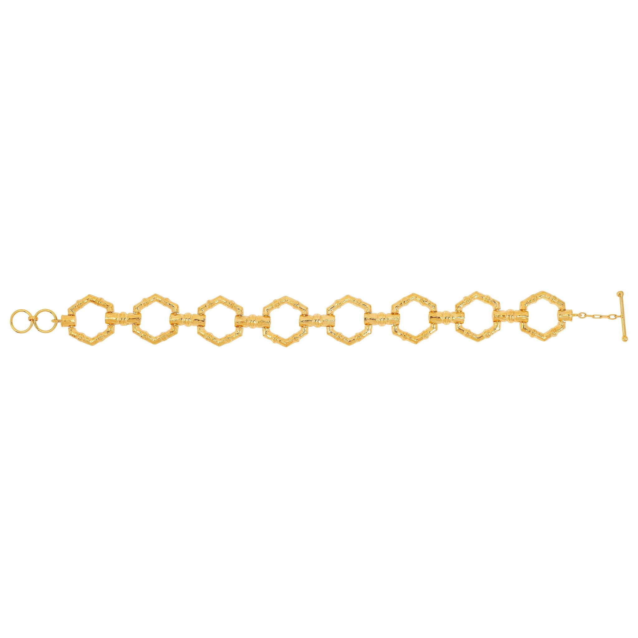 Bridgette Choker Gold