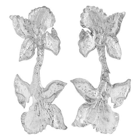 Cacilie Earrings Silver