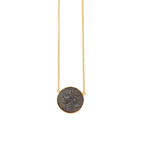 The Daria Necklace Gold