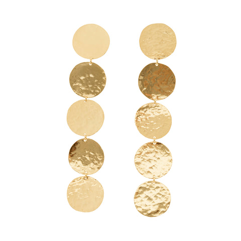 Ophira Earrings Gold