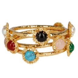 Balbina Bangle Set