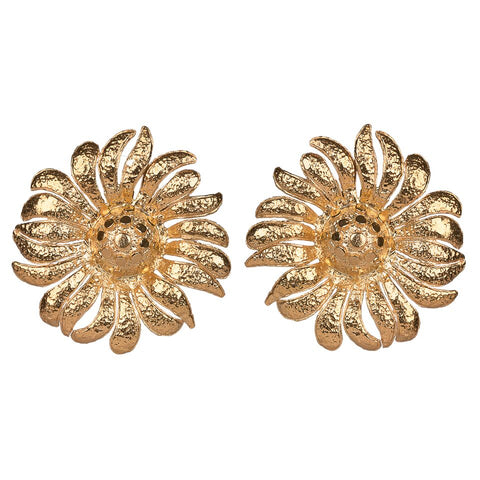 Margarite Earrings Gold