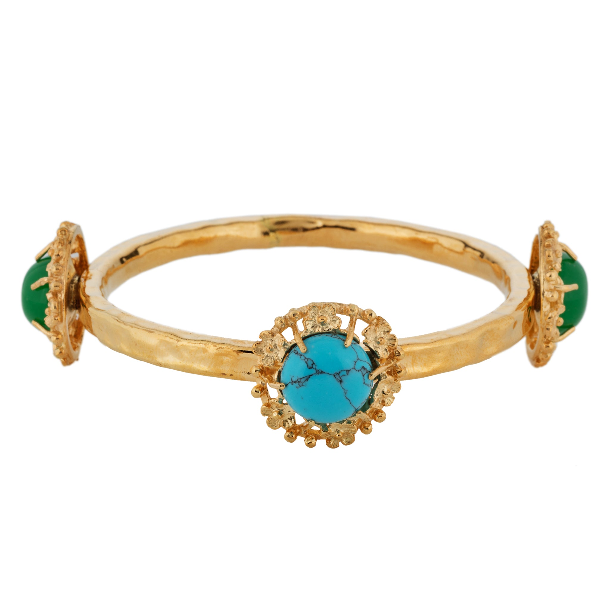 Balbina Bangle Turquoise/Multi