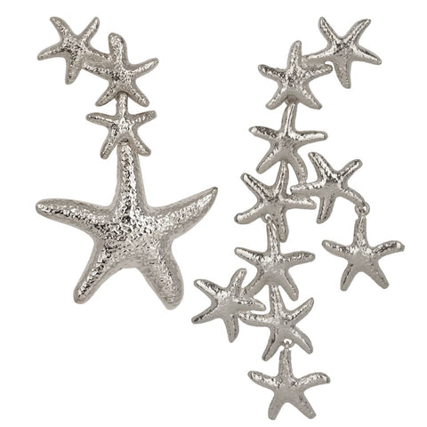 Serina Earrings Silver