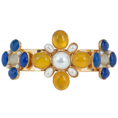 Catalina Cuff Yellow
