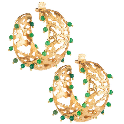 Calas Hoops Green