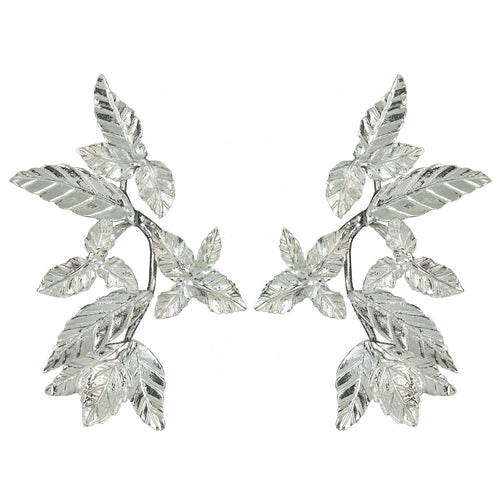 Primavera Earrings Silver